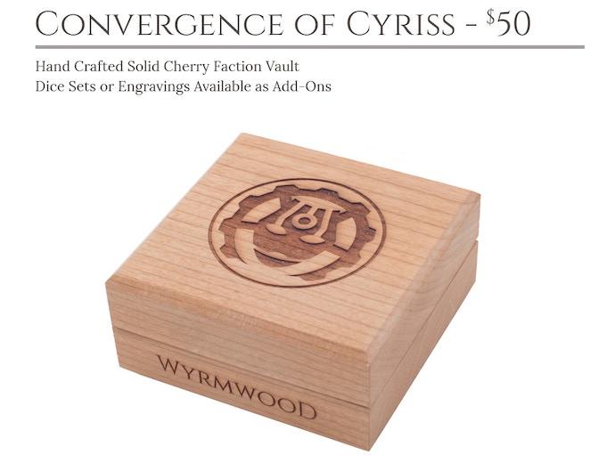 Convergence of Cyriss Faction Vault: Cherry
