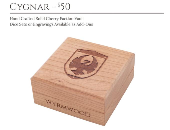 Cygnar Faction Vault: Cherry