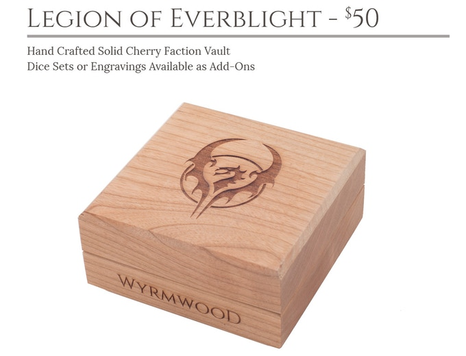 Legion of Everblight Faction Vault: Cherry