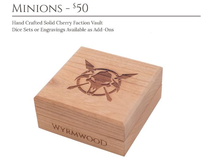 Minions Faction Vault: Cherry