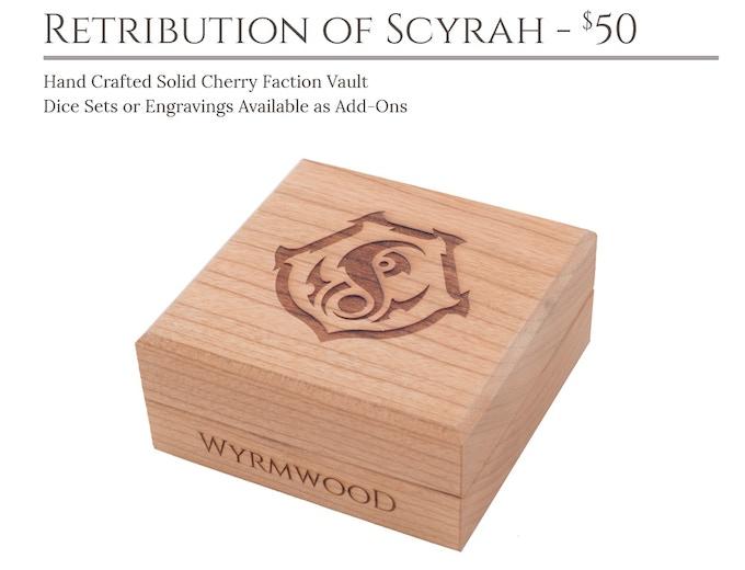 Retribution of Scyrah Faction Vault: Cherry