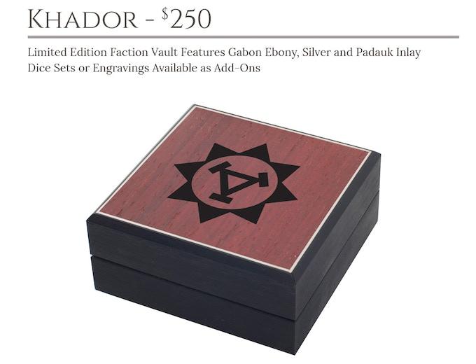 Khador Faction Vault: Masterwork