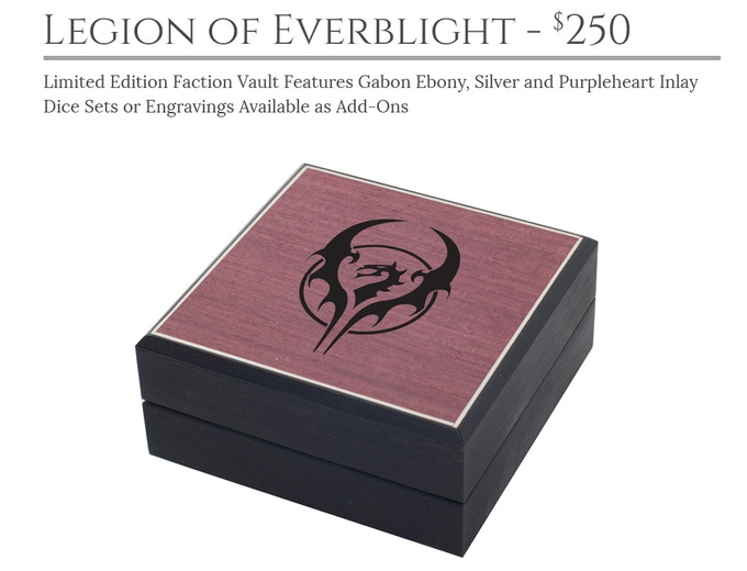 Legion of Everblight Faction Vault: Masterwork