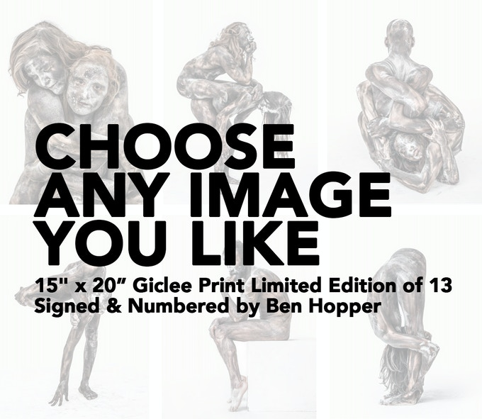 """£150 REWARD - CHOOSE ANY IMAGE YOU LIKE: 15"""" x 20"""" Giclee Print. Limited Edition of 13. Signed & Numbered. Click on image to see selection & I will contact you after your pledge."""