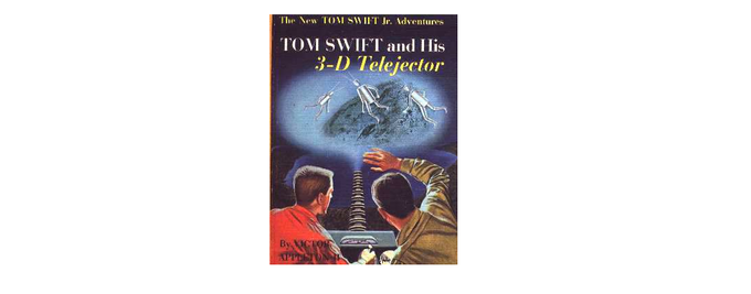 Tom Swift jr, Kid Inventor