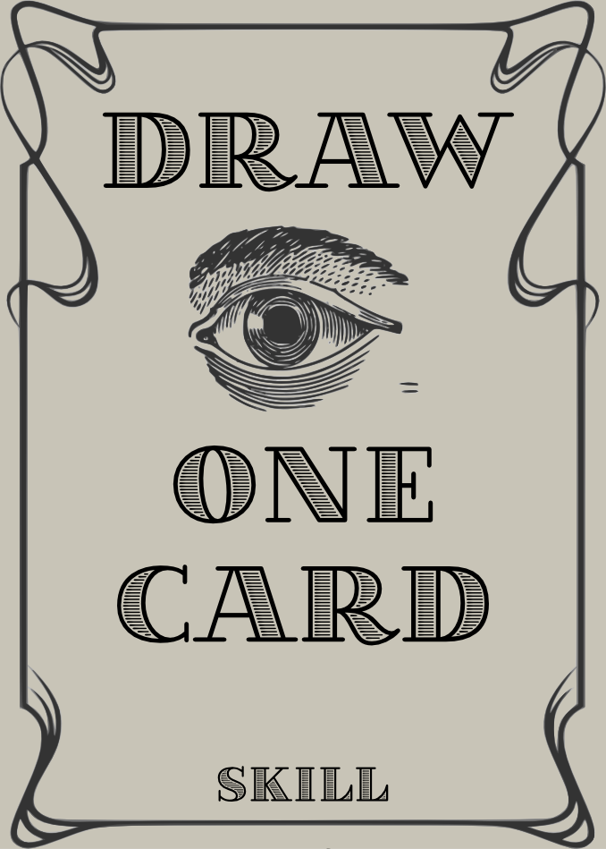 Draw Cards - A Key Component