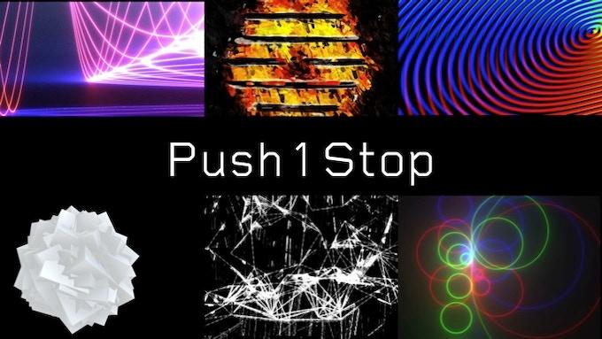 Visuals by Push 1 Stop (62 Loops)