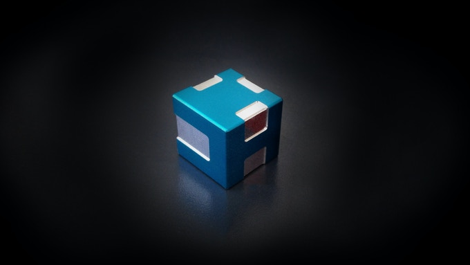 Fresh Unlocked Color - Cubble in Light Blue