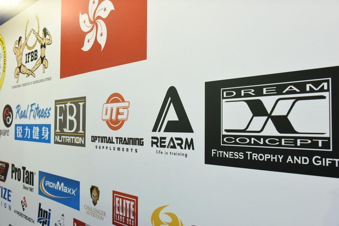 REARM, proudly supported the Olympia Asia 2015!!!