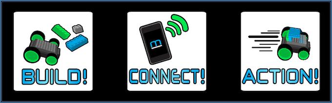 Build!  Connect!  Action!