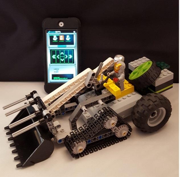 meeperBOT Technics® Build