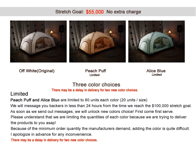 How To Make Your  Room Tent Warmer