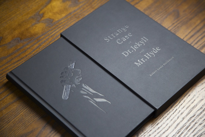 Hyde edition front cover and box