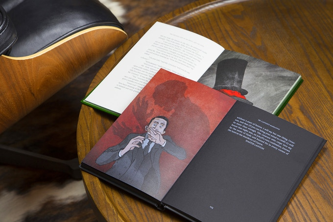 Inside the Jekyll edition and Hyde edition