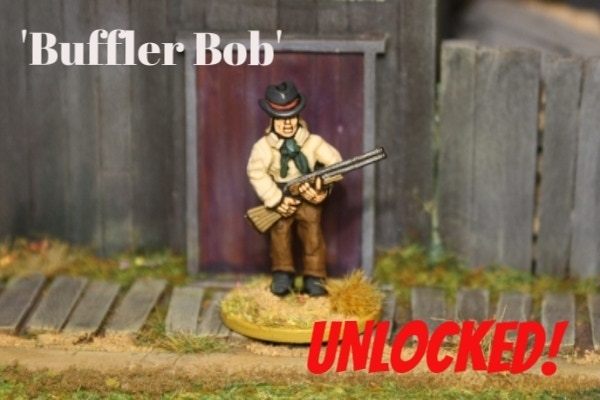 'Buffler Bob'....Unlocked!