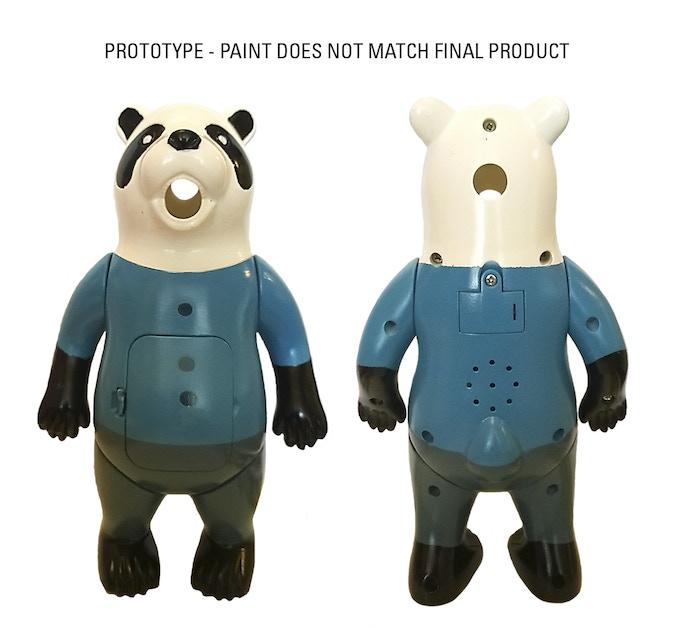 Prototype of the Panda