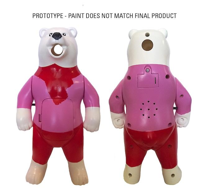 Prototype Polar bear