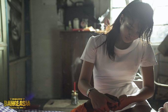 Singaporean actress Atikah Suhaime 新加坡演員艾蒂卡