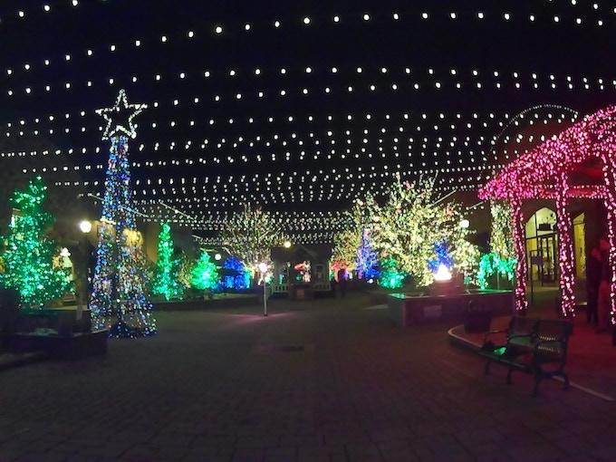 ViDi Christmas Lights
