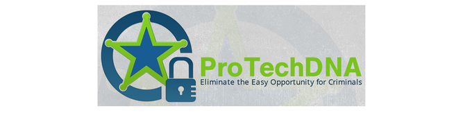 Thanks to ProTechDNA for their work with Law Enforcement and Police support