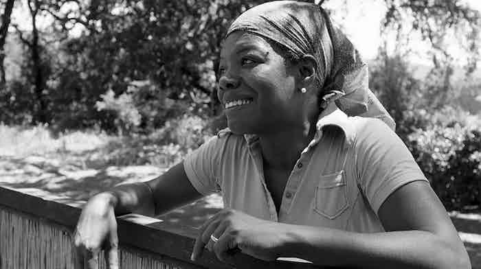 Maya Angelou and Still I Rise