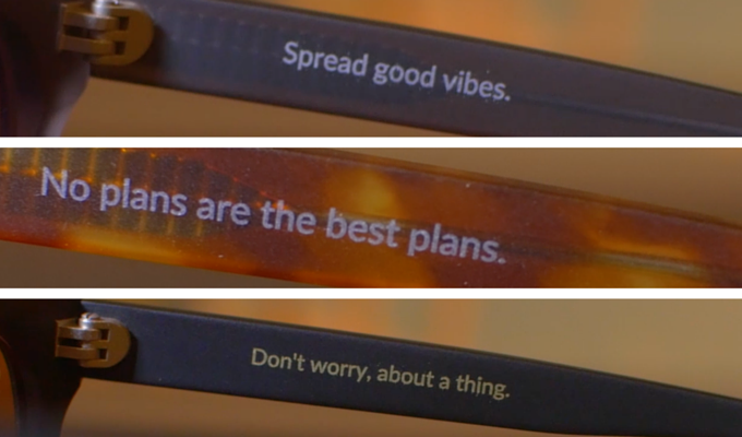 Sometimes, we even throw some inspirational quotes on the inside, to help keep you going!