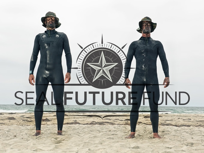 MATUSE X SFF (Navy Seal Future Fund)  A portion of this pledge will support the SEAL Future Fund's educational assistance program.