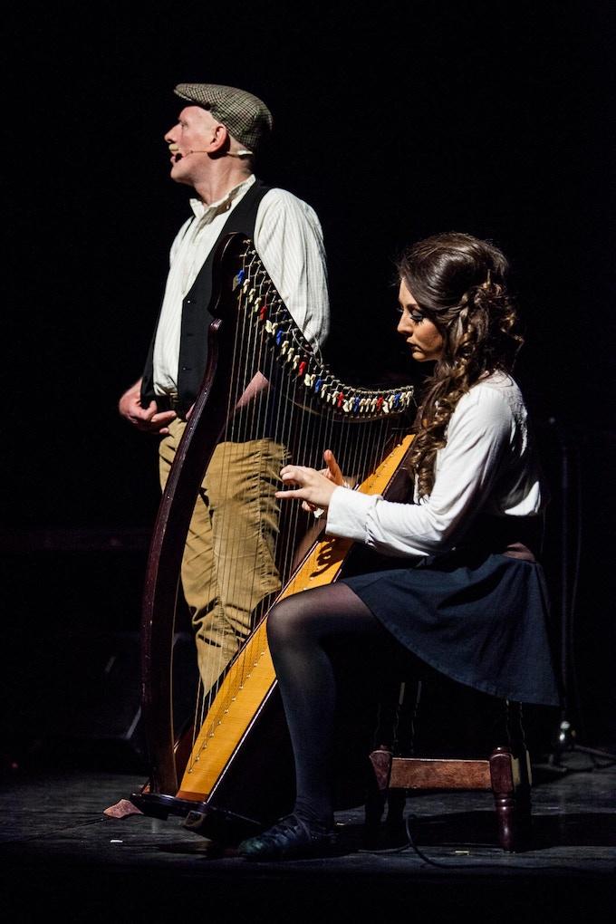 Gerard Byrne & Ciara Callanan-Ryan in Journey to Ireland