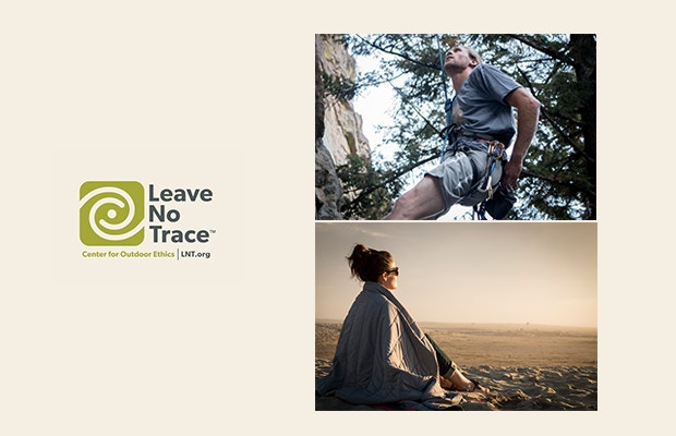 GoSnug is proud to be a Leave No Trace partner.