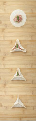 Dumpling Folding 101