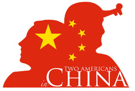 Two Americans in China