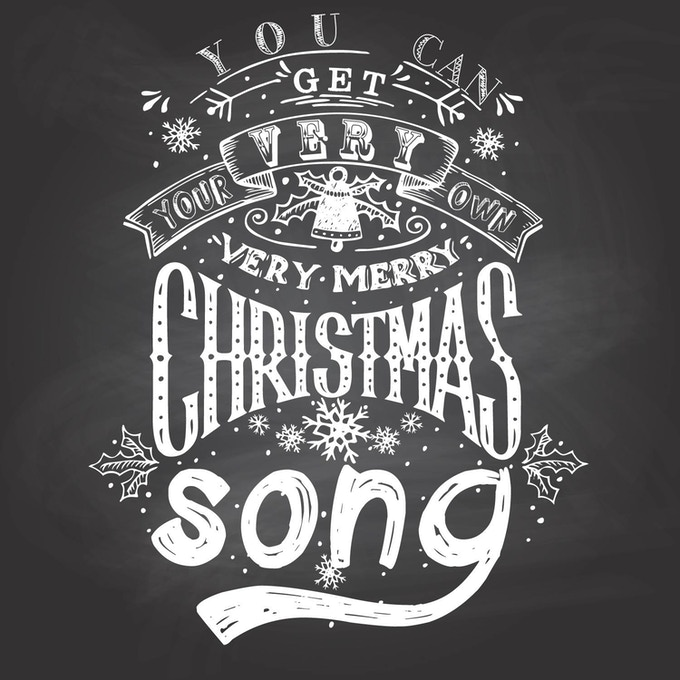 Gift an original song written just for your loved one by this Christmas.