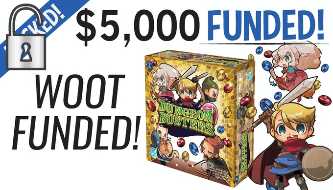 Wow, 100% Funded on Day 1!