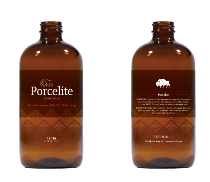 Porcelite Bottle Design