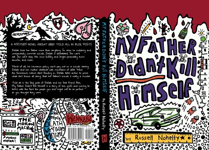 Paperback Cover for MFDKH