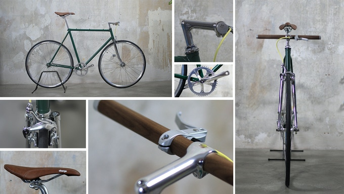LENKR Showbike - There is only one available!