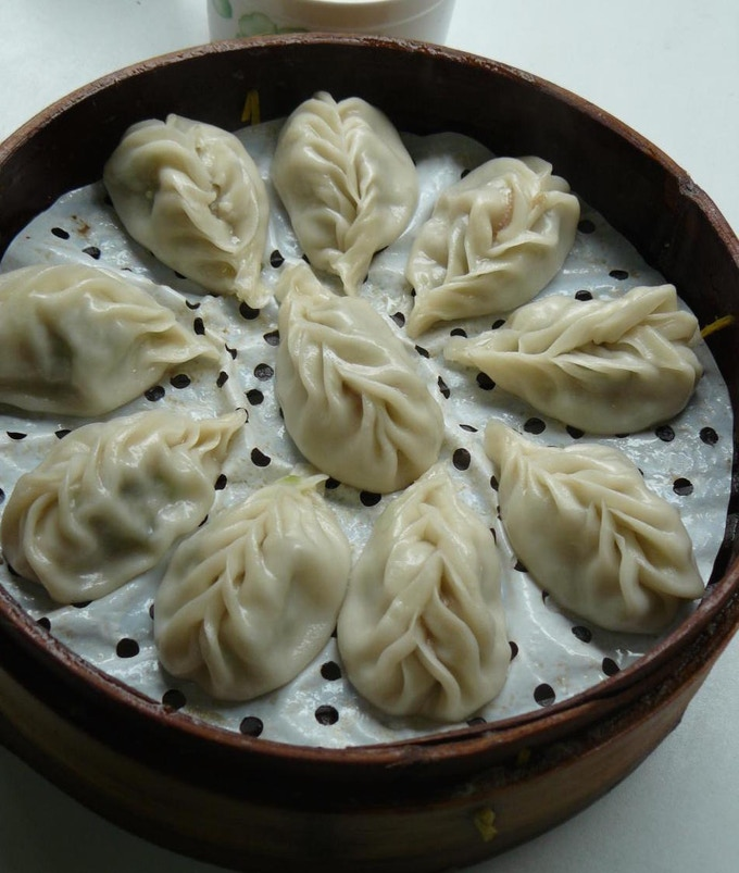 Chinese dumplings. Photo by Andrea Nguyen
