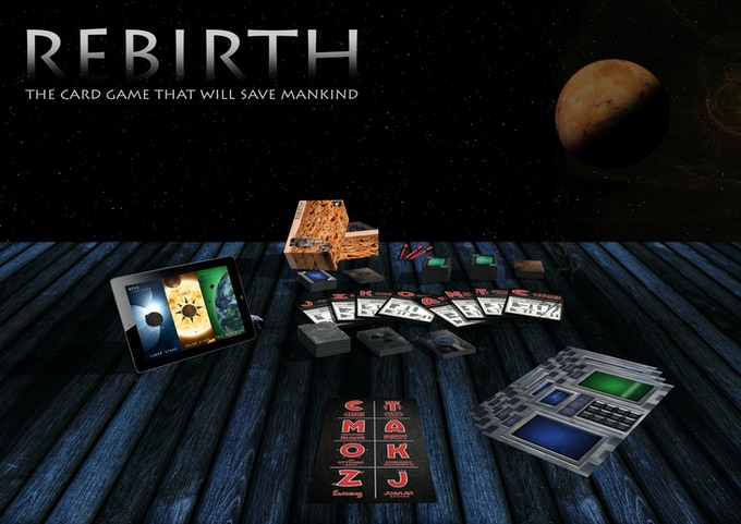 Rebirth - the Game (tablet not included)