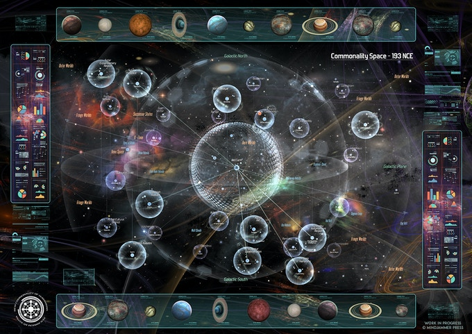 Enhanced Commonality Space Schematic (work in progress / concept piece)