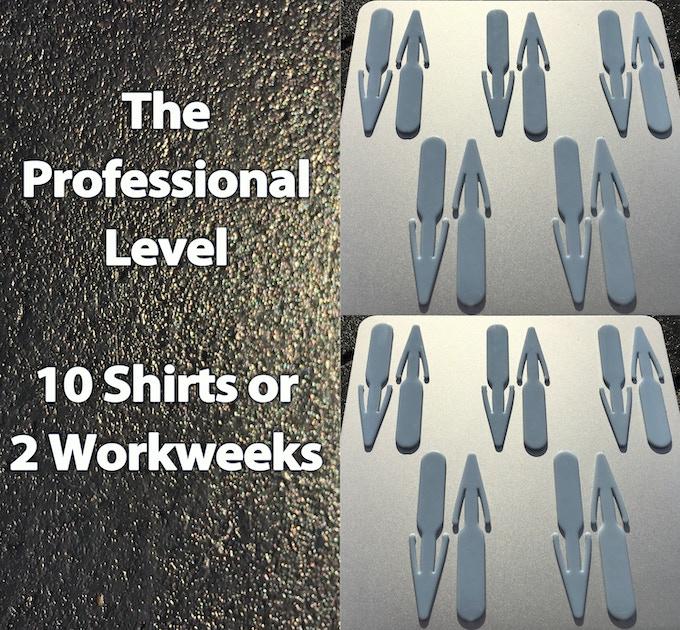 The Professional Level - 2 Workweeks