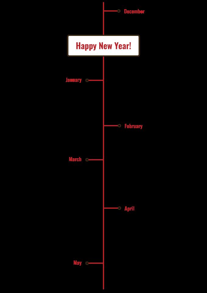 mojoe™ Production Timeline
