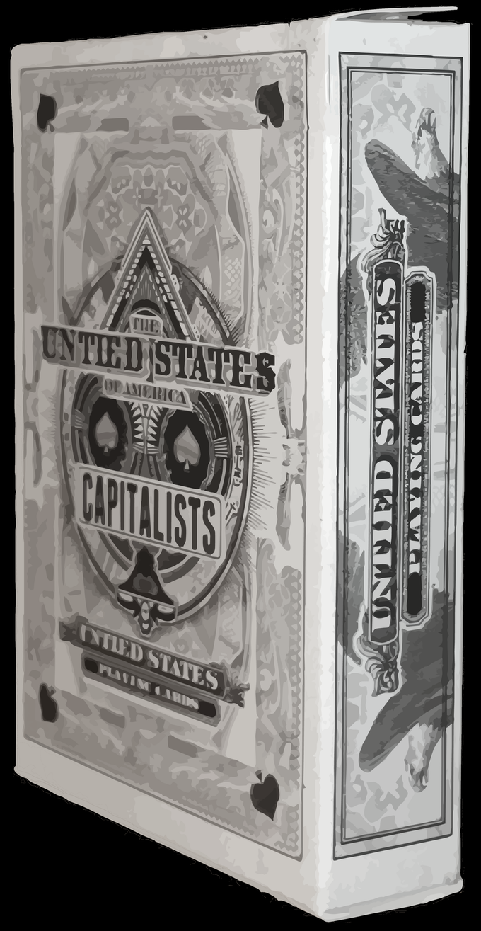 Capitalists Add-On (ADD 1 for 10$ or 2 for $19)