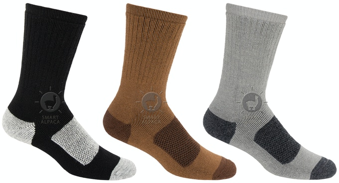 Smart Alpaca Outdoor Alpaca Socks