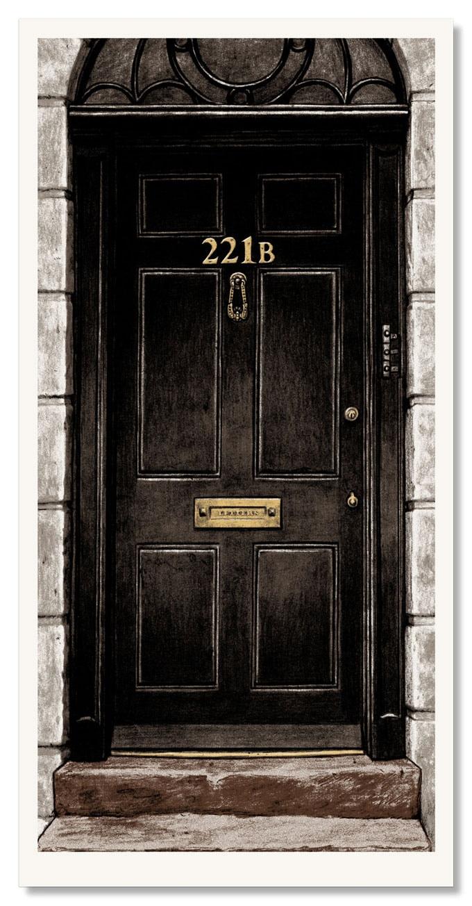 Baker Street 221b Sherlock