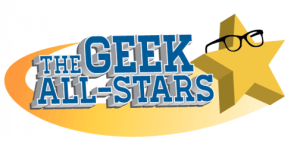 """""""The best in the series"""" says Dan and Chris (0:35:25) from The Geek All-Stars"""
