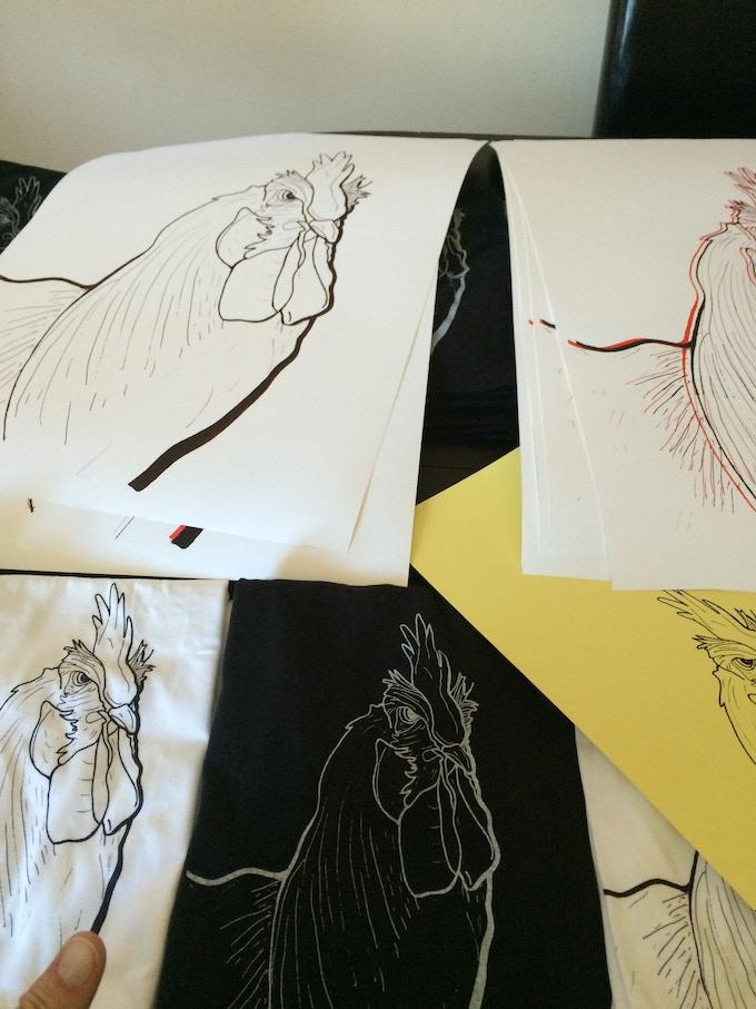 Shirts and Prints!