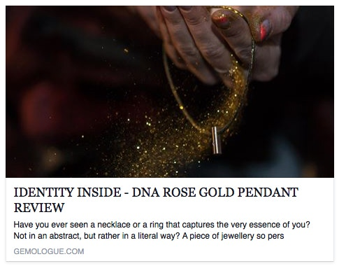 Identity Inside reviewed by Gemologue