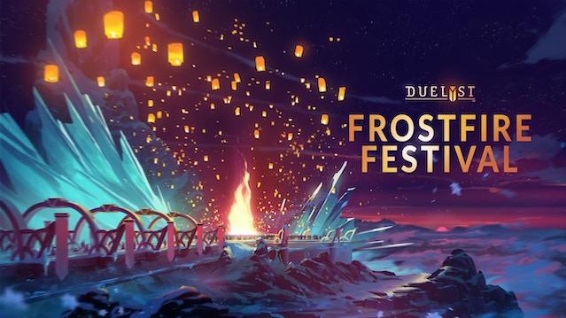The Frostfire Festival Begins Next Week!
