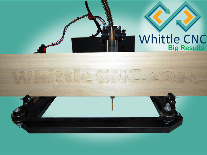 On your desk or in the field, bring your designs to life with this Affordable, High Quality Desktop CNC Router.