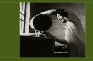 Postcard #4 - Chinese vinegar maker
